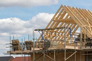 Construction d'une maison avec plancher sur hourdis