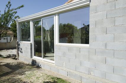 Extension de maison par véranda