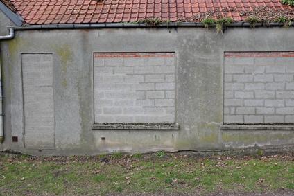 Fenêtre murée