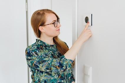 Régulation du thermostat