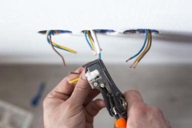 Rénovation du réseau électrique