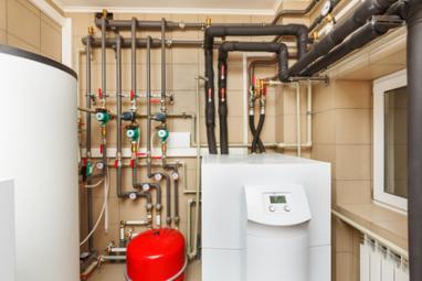 Installation d'eau chaude