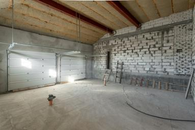 Isoler un garage