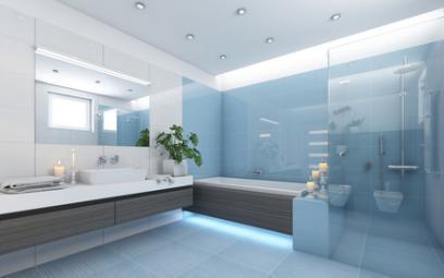 Salle de bain standing