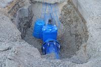 Raccordement à l'eau potable